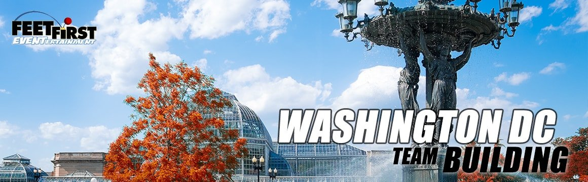 Washington DC Team Building Banner